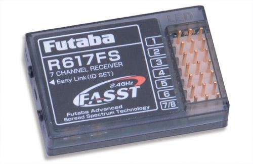 FUTABA 617 FASST 2-4