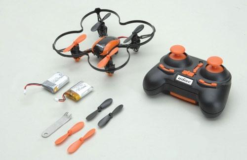 Udi U839 Nano Quad 2.4GHz Orange RTF