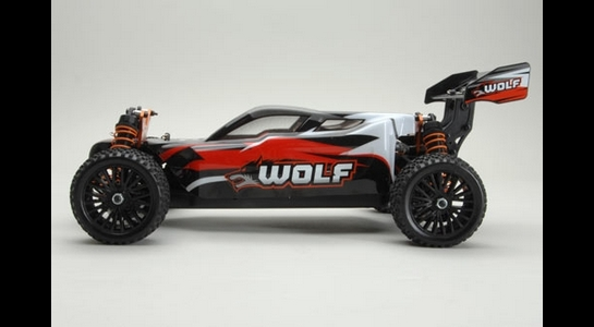 DHK WOLF 4WD RTR