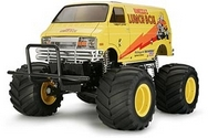 TAMIYA LUNCH BOX 2WD MONSTER TRUCK
