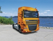 REVELL DAF XF B105 SPACECAB