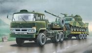 TRUMPETER  50ton Chinese Tank Transport
