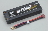 Hi-Energy Extreme 2S 5000mAh 50C Car Li-Po