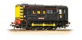 BACHMANN Class 08 No. 08601 'Spectre' in LMS Black livery